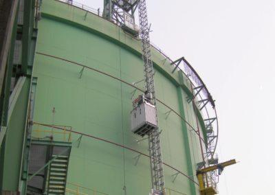 Alimak Hek in the LNG Industry